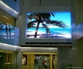 P7.62 indoor full-color  display screen