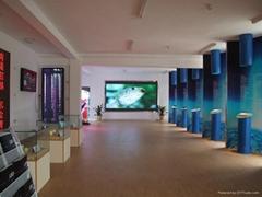 P12 indoor full-color  display screen
