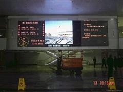 P12 outdoor double color display screen