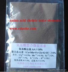 Trace element fertilizer