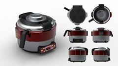 智能炒菜機