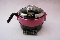 自動炒菜機器人