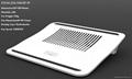 """Zalman Brand Laptop Cooling Pad 15.4""""Wide Screen (ZM-NB15P-W) 1"""