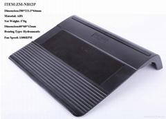 "Zalman Brand Laptop Cooling Pad 12.1""Wide Screen (ZM-NB12P)"