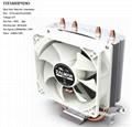Zalman brand CPU cooler HCP02 1