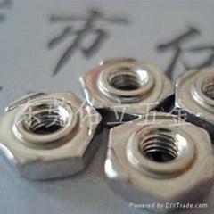 六角焊接螺母M6