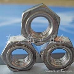 六角焊接螺母M8