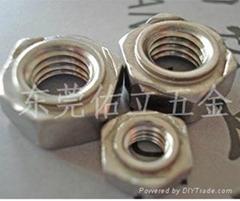 六角焊接螺母M10