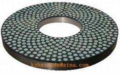 super abrasive grinding wheel
