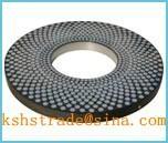 super abrasive flate plate