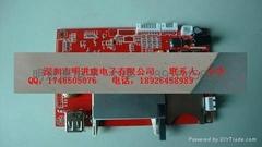 單機解碼板/分屏解碼板