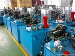 昆山机床液压系统