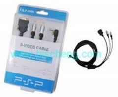 PSP2000 D-Video cable