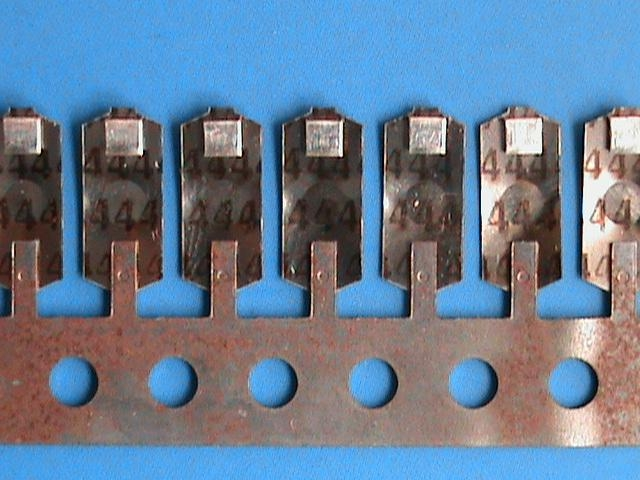 Welding Stamping Components 4