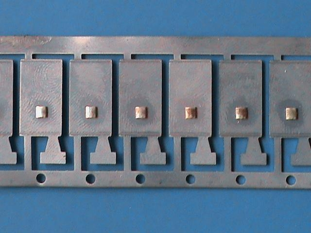 Welding Stamping Components 3