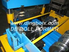 Guardrail Roll Forming Machine (M192/M194)