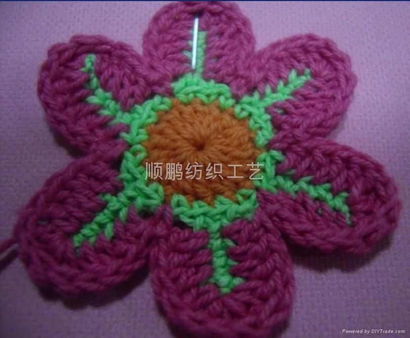 手工工艺品:手钩包包,中国结