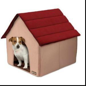 Animal Planet Fold & Go Portable Pet House 1