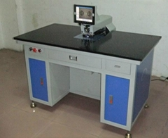 供应不透明不干胶印刷定位自动冲孔机
