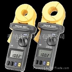 正品泰仕PROVA-5601钩式接地电阻计