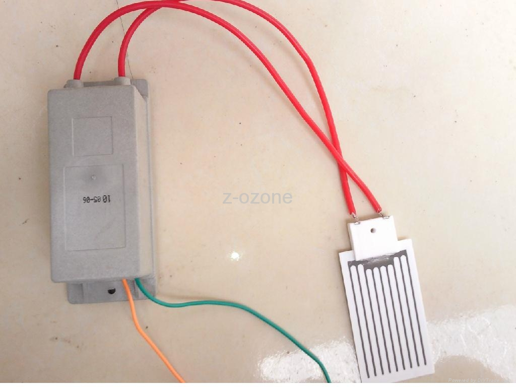 3.5g ozone generator for water treatment and air purifier 2
