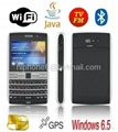 China manufacturer Copy Cheap 2.5inch Window 6.5 GPS Cell Phone W72