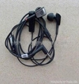 Original 2.5/3.5mm Blackberry 9800 9700 8900 8520 Stereo Headset Wired Earphone