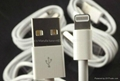 High quality USB Data Lightning Cables for iPhone5 iPad Mini