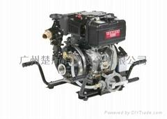 HPT75-YD9森林遠程高壓消防水泵