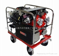 GODIVA英國進口新型便攜式機動消防泵