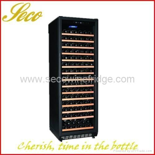 450liter 160bottles elegant compressor wine cellar 1