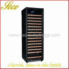450liter 160bottles elegant compressor wine cellar