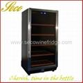188liter stainless steel compressor wine
