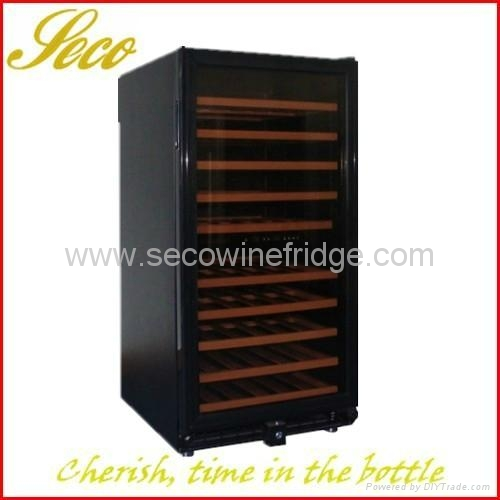 288liter wine cooler with circle cooling system 1
