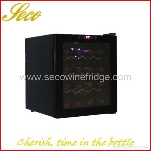 16 bottle semiconductor wine cooler refrigerator 1