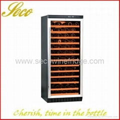 classic Built-in/Free-standing dual purpose Wine Cooler cabinet