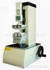 SBT-100MC連接器插拔力測試台