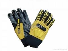 oil rigger glove