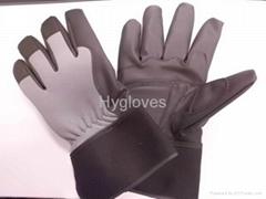 mechanics glove-9112