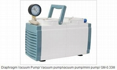Sell diaphragm vacuum pump GM-0.33B