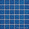 swimming pool mosaic, ceramic mosaic, mosaic tile