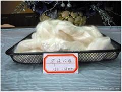 珍珠纤维纱线