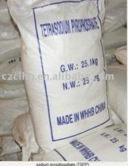 sodium pyrophosphate (TSPP)