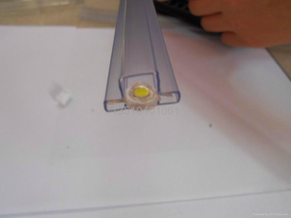 中山大功率LED包装料管  1