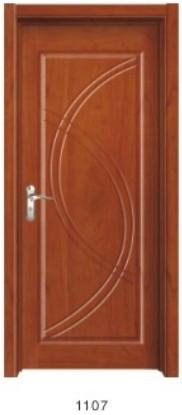 免漆套裝門 1