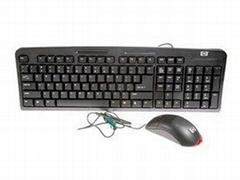 惠普键盘鼠标