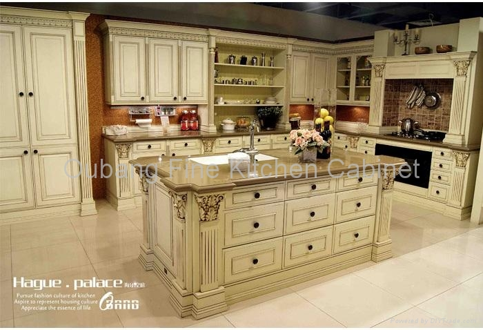 Solidwood kitchen furniture hp allwood kitchen cabinet for China kitchen cabinets direct