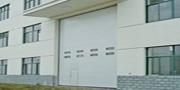青島工業提升門|