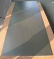Titanium sheet for plate heat exchanger