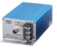 SV-2/220/安世杰視頻監控防雷器